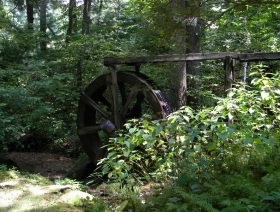 Check out the WaterWheel