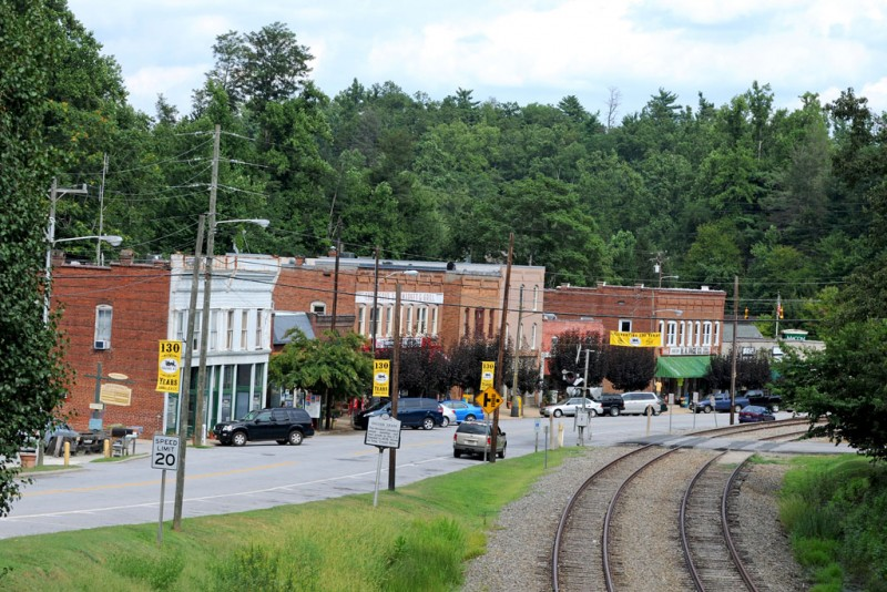 Downtown-Saluda